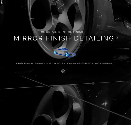 Mirror Finish Detailing